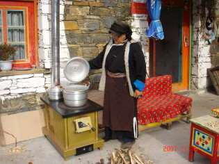 China Alliance for Clean Stoves