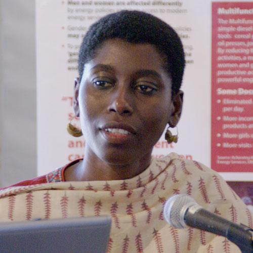 Sheila Oparaocha